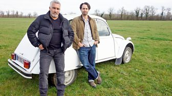 Paul Hollywood's Big Continental Road Trip - Series 1: 3. France