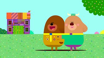 Hey Duggee - Series 2: 18. The Making Friends Badge