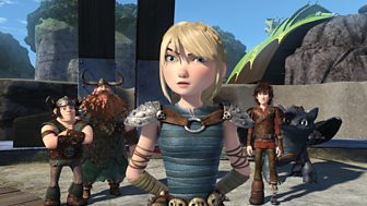 Dragons - Race To The Edge: 1. Astrid's Team