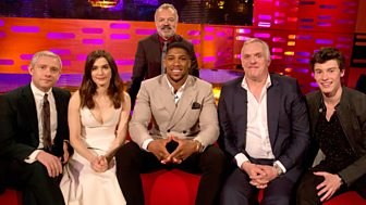 The Graham Norton Show - Series 21: Episode 10