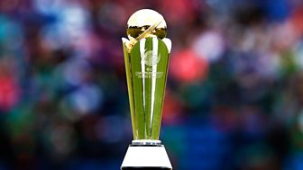 Cricket: Champions Trophy Highlights - 2017: India V South Africa