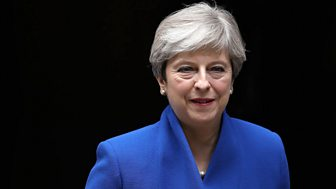 Newsnight - Can May Govern?
