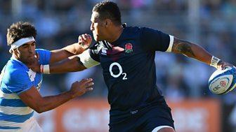Rugby Union - 2016/2017: Argentina V England
