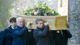 Casualty - Series 31: 38. Do Not Stand At My Grave And Weep