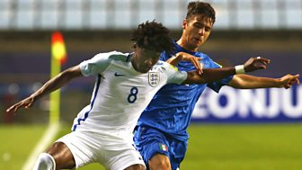 Match Of The Day Live - Under 20s World Cup Final - Venezuela V England