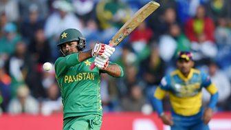 Cricket: Champions Trophy Highlights - 2017: Sri Lanka V Pakistan