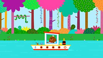 Hey Duggee - Series 2: 19. The River Badge