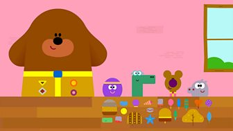 Hey Duggee - Series 2: 21. The Collecting Badge