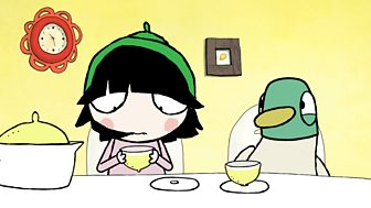 Sarah & Duck - Series 3: 21. Hair Cut