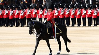 Trooping The Colour - 2017
