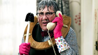 Count Arthur Strong - Series 3: 4. The Soupover