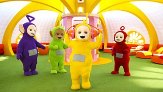 Teletubbies - Series 2: 28. Listen