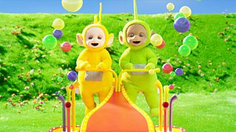 Teletubbies - Series 2: 29. Swap Places!