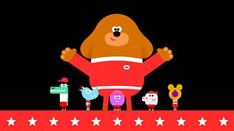 Hey Duggee - Series 2: 26. The Obstacle Course Badge