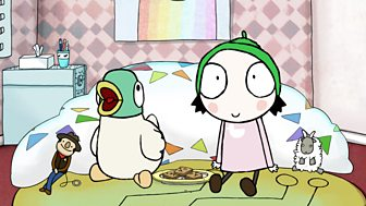 Sarah & Duck - Series 3: 22. Constable Quack