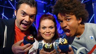 Blue Peter - Meerkats And A Minion Make!