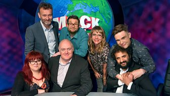 Mock The Week - Series 16: Episode 3
