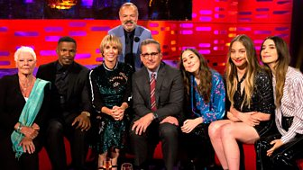 The Graham Norton Show - Series 21: Episode 12