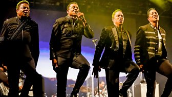 Glastonbury - 2017: The Jacksons