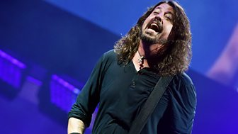 Glastonbury - 2017: Day 2: Foo Fighters