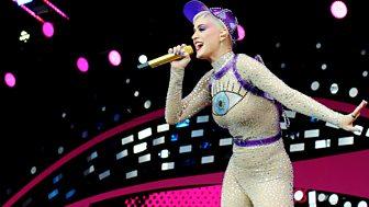 Glastonbury - 2017: Day 2: Katy Perry Highlights
