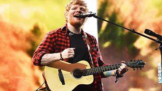 Glastonbury - 2017: Day 3: Ed Sheeran