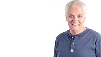 Tony Gillham on BBC Radio Jersey