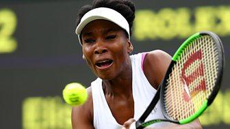 Wimbledon - 2017: Day 1, Part 1