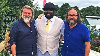 Kitchen Garden Live With The Hairy Bikers - Series 1: Episode 2