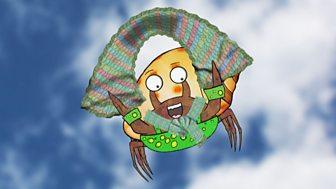 Old Jack's Boat - Rockpool Tales Series 2: 15. Seaweed Knitting