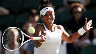 Wimbledon - 2017: Day 3, Part 1