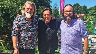 Kitchen Garden Live With The Hairy Bikers - Series 1: Episode 3