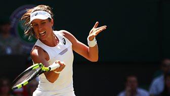 Wimbledon - 2017: Day 3, Part 3