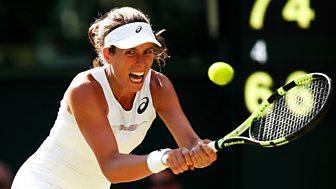 Today At Wimbledon - 2017: Day 5 Highlights