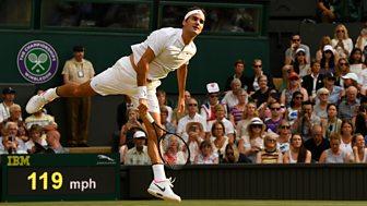 Wimbledon - 2017: Day 6, Part 3