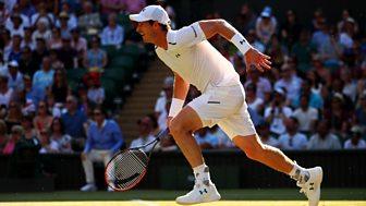Wimbledon - 2017: Day 5, Part 1