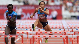 Athletics - 2017: 8. Anniversary Games: Part 1