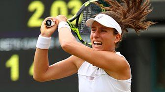 Today At Wimbledon - 2017: Day 7 Highlights