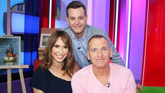 The One Show - 10/07/2017