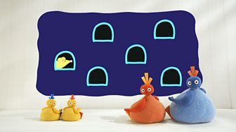 Twirlywoos - Series 4: 8. More About Hiding