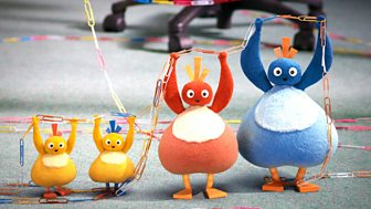 Twirlywoos - Series 4: 9. More About Joining Up