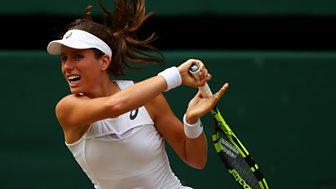 Today At Wimbledon - 2017: Day 10 Highlights
