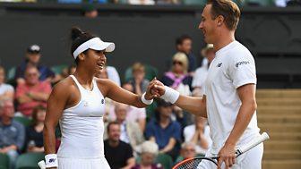 Today At Wimbledon - 2017: Day 11 Highlights