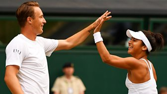 Wimbledon - 2017: Day 11, Part 1