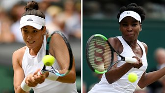 Wimbledon - 2017: Ladies' Final