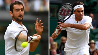 Wimbledon - 2017: Men's Final
