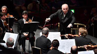 Bbc Proms - 2017: Barenboim's Elgar