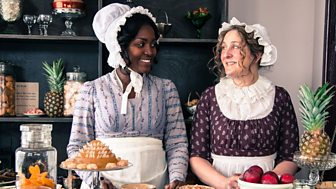 The Sweet Makers - Series 1: 3. A Victorian Treat