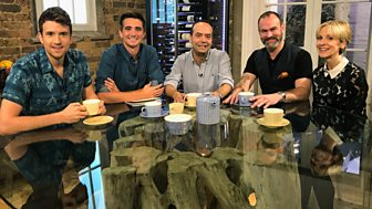Saturday Kitchen - 29/07/2017