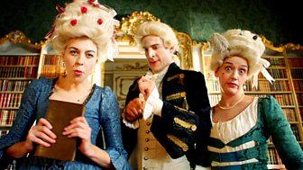 Horrible Histories - Series 7: 3. Ridiculous Romantics